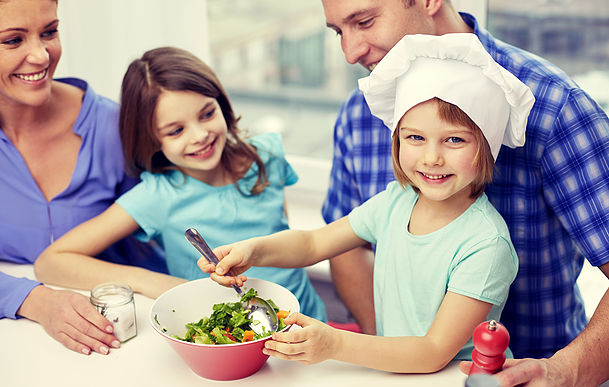 7 Steps to Meal Planning with Kids