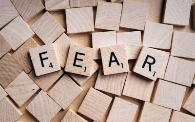 Are you paralyzed by FEAR?